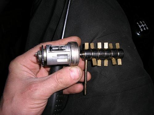 Замена замка зажигания на фокус 2 Замена трамблера мазда 6